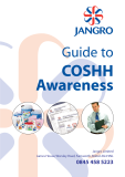 Jangro Guide to COSHH Awareness