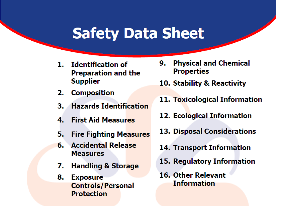 Safety Data Sheetg